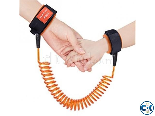 Anti Lost Wrist Link Safety Velcro Wrist Link for Kids | ClickBD large image 1