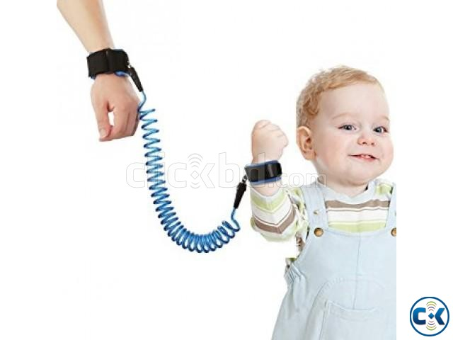 Anti Lost Wrist Link Safety Velcro Wrist Link for Kids | ClickBD large image 2