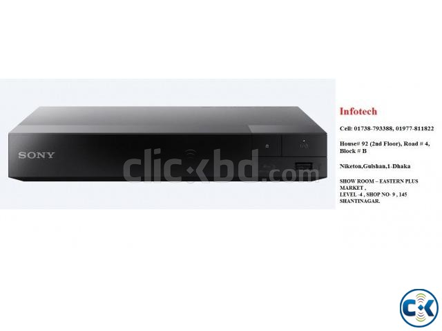 SONY BDP-S1500 ORIGINAL BEST PRICE IN BD | ClickBD large image 0
