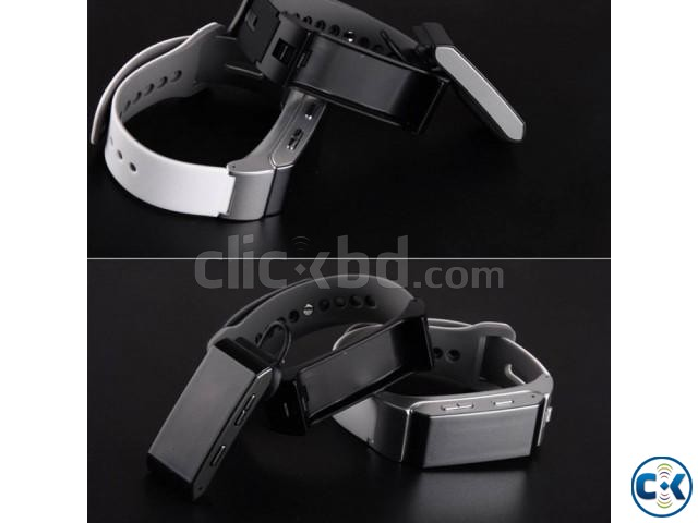 K2 Bluetooth Headset Talk Band Smart Bracelet intact | ClickBD large image 3