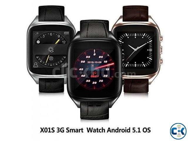 X01s Android Smart Mobile Watch | ClickBD large image 0