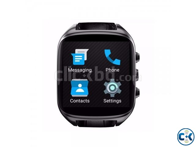 X01 Android 3G Wifi Smart Mobile Watch | ClickBD large image 0