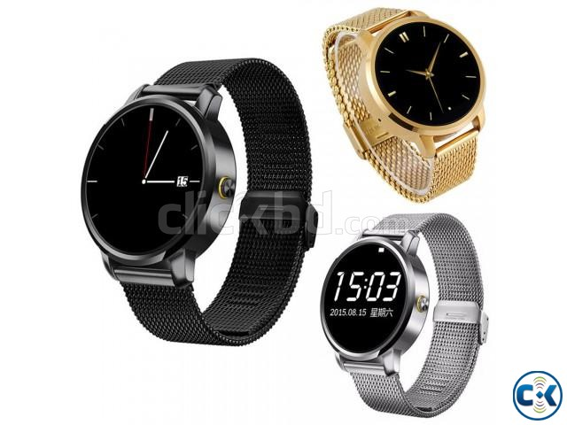V360 Smart Bluetooth Mobile Watch | ClickBD large image 0