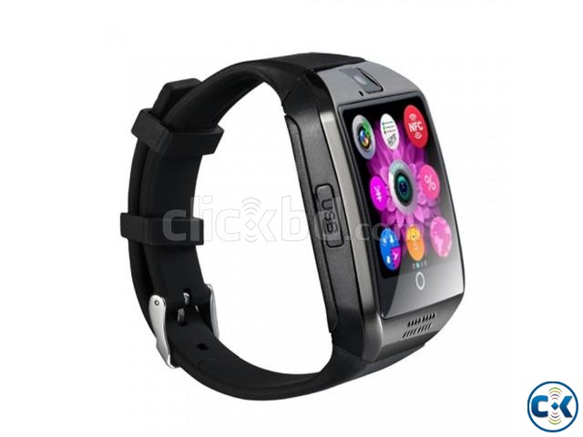 Q18 Sim supported Smart Mobile Watch | ClickBD large image 3