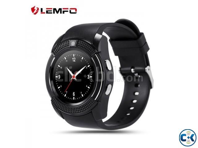 LEMFO V8 smart Mobile Watch | ClickBD large image 0