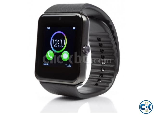 GT08s Smart Mobile Watch | ClickBD large image 0