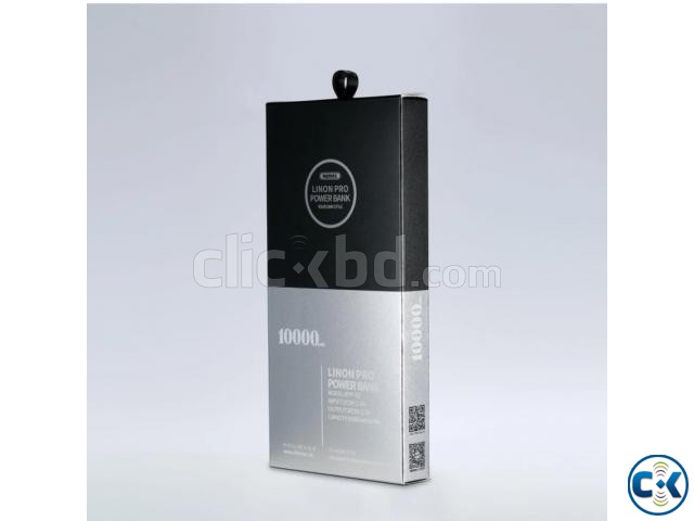 REMAX Power Bank RPP-53 Linon Pro-10 000 mAh | ClickBD large image 1