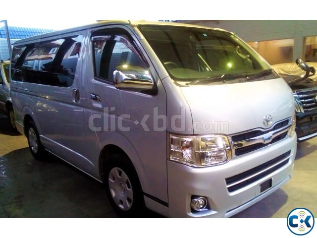 TOYOTA HIACE | ClickBD large image 1
