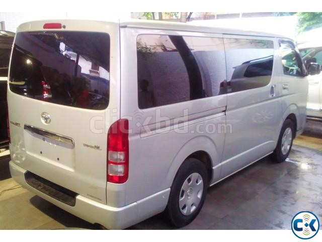 TOYOTA HIACE | ClickBD large image 2