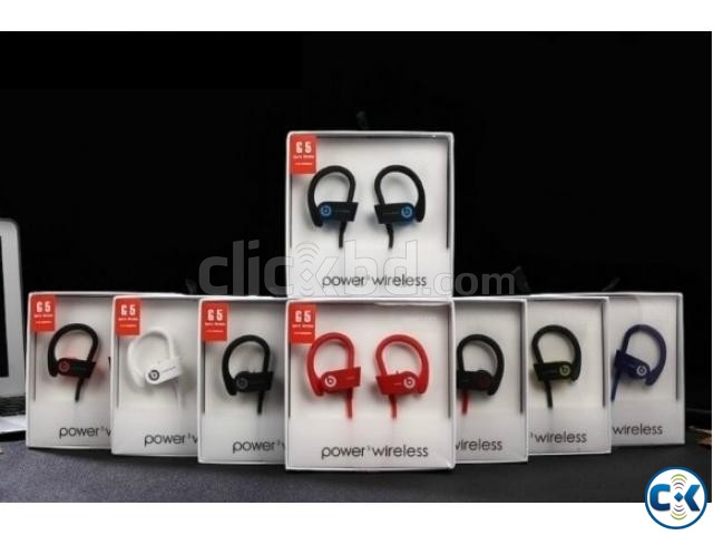 power 3 wireless headphone | ClickBD large image 0