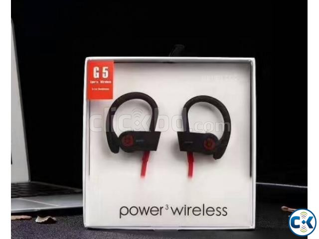 power 3 wireless headphone | ClickBD large image 2