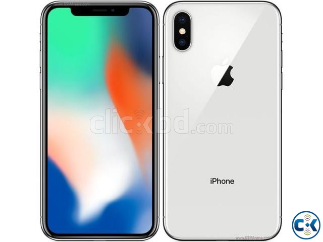 New Arrival iPhone X 64 GB Sealed Pack With 2 Year Warranty. | ClickBD large image 0