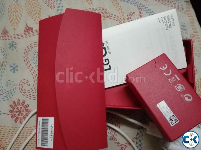 LG G4 with Box Leather Back . | ClickBD large image 2