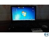 Laptop Acer aspire e 15 e5-551
