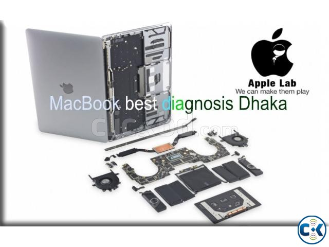 MacBook best diagnosis Dhaka | ClickBD large image 0