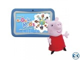 Kid s Wifi tablet Pc 1GB RAM intact Box 1Year warranty