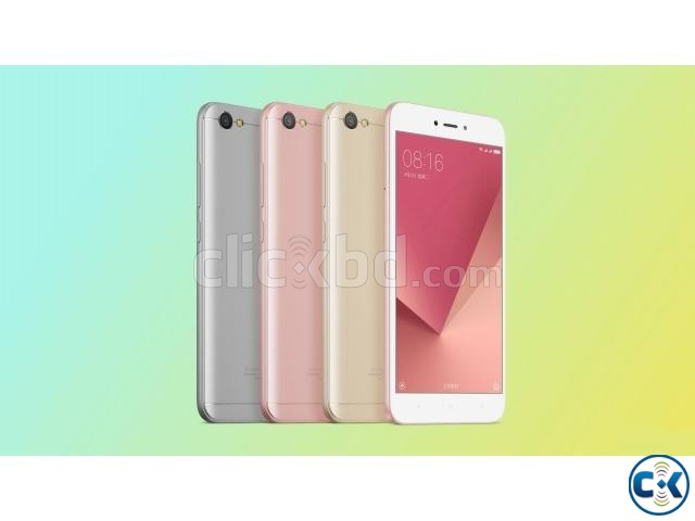XIAOMI NOTE 5A 2GB 16GB ORIGINAL BEST PRICE BD | ClickBD large image 0