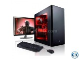 New GAMING CORE i5 3.20GHz 4GB 320GB