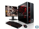 Core i3 7th Gen 4GB 500GB