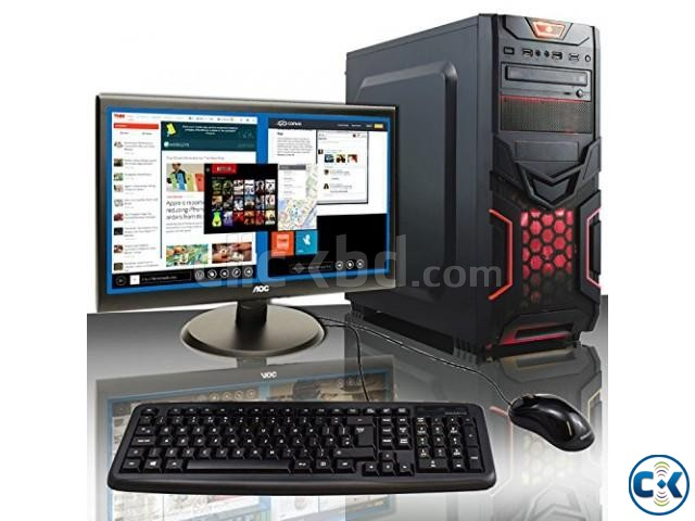 Core i3 7th Gen 4GB 500GB | ClickBD large image 2