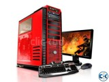 Gaming Desktop Core I5 3.2g 4gb 1000gb