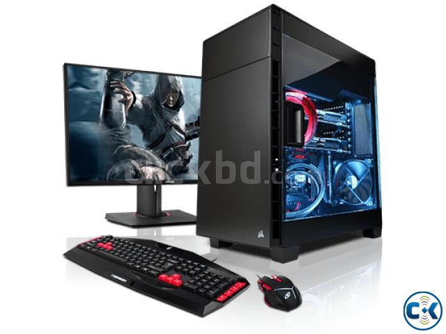 New Core i3 4GB 250GB 17 LED Gaming PC | ClickBD large image 3