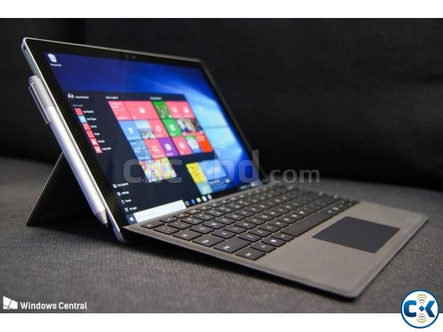 New Surface Pro 4 i5 6th Gen 128GB SSD | ClickBD large image 1