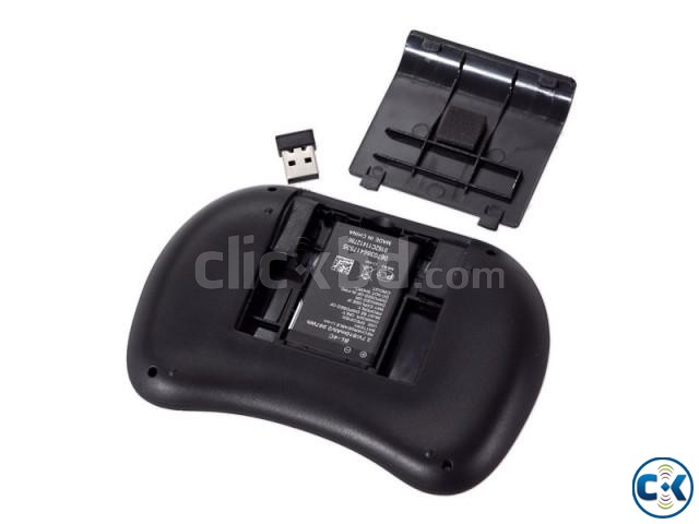 i8 Wireless Mini Keyboard with touchpad | ClickBD large image 3