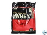 Gold Standard 100 Whey Double Rich Chocolate 10 Lbs