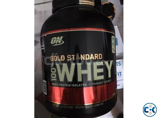 Gold Standard 100 Whey Double Rich Chocolate 10 Lbs  | ClickBD large image 2