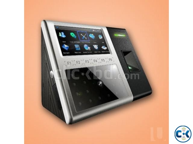 ZK iFace-800 Attendance Device Full Setup | ClickBD large image 2