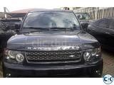 2012 Ranger Rover Sport