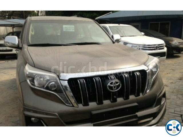 2014 very clean used toyota Land crusier prado for sale | ClickBD large image 0
