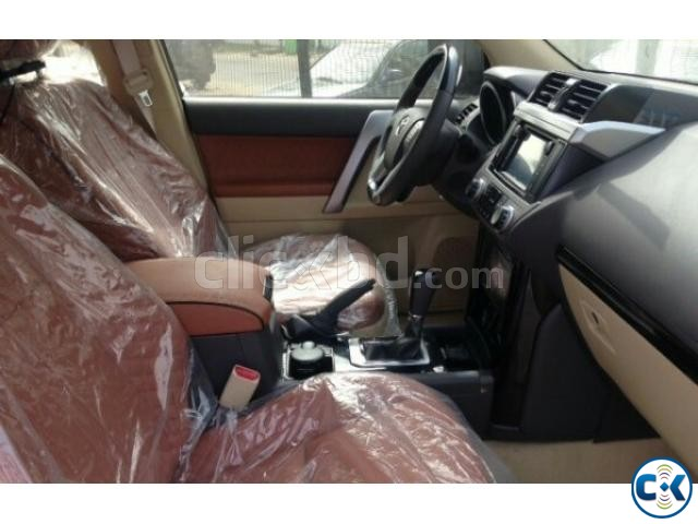 2014 very clean used toyota Land crusier prado for sale | ClickBD large image 1