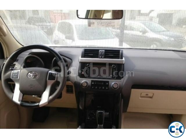 2014 very clean used toyota Land crusier prado for sale | ClickBD large image 2