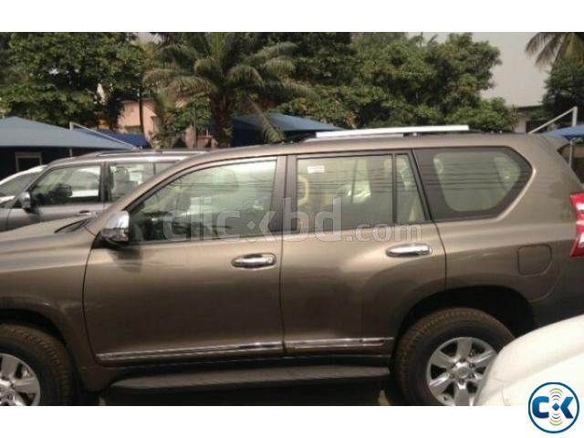 2014 very clean used toyota Land crusier prado for sale | ClickBD large image 4