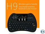 H9 2.4G Mini Wireless Combo Mouse Keyboard