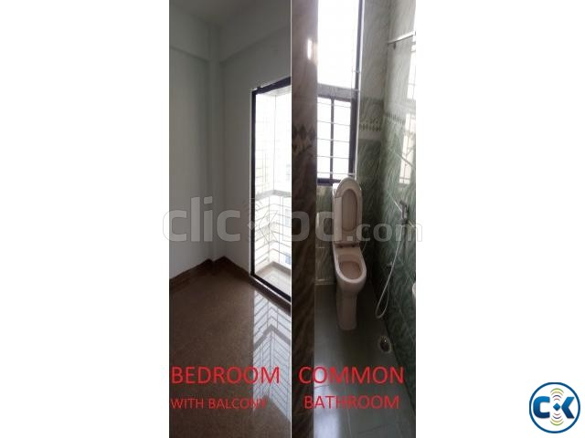 1200 sqtft flat rent | ClickBD large image 0