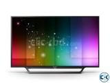 Bravia 32 W602D HD Smart Multi-System LED TV