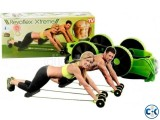 Elite Mkt revoflex xtreme jk Ab Exerciser Green