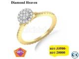 Diamond Ring 40 OFF