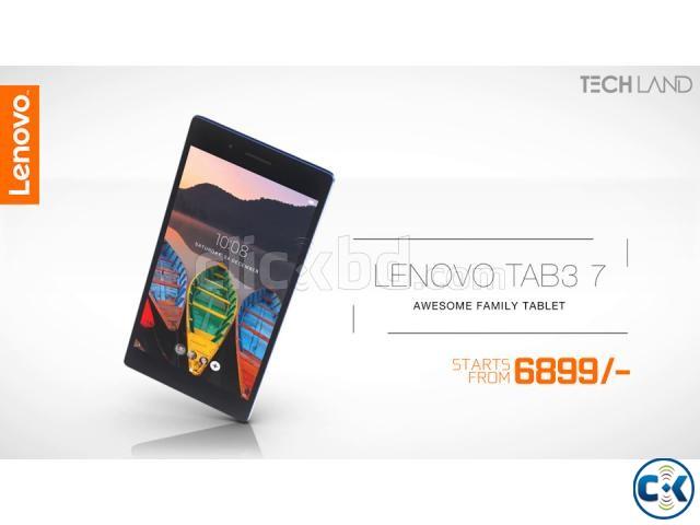 Lenovo TAB3 7 WiFi 1GB 8GB 7 40 OFF | ClickBD large image 0