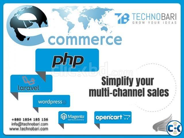Best eCommerce Solutions - Custom Software Development in BD   ClickBD