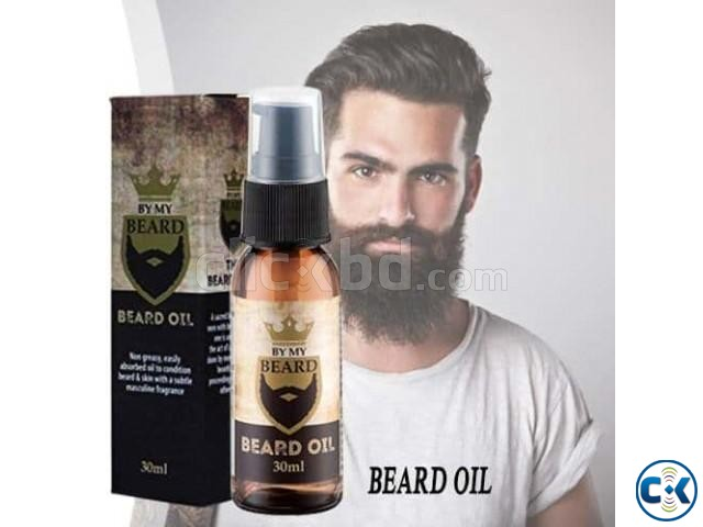 Beard oil  | ClickBD large image 0