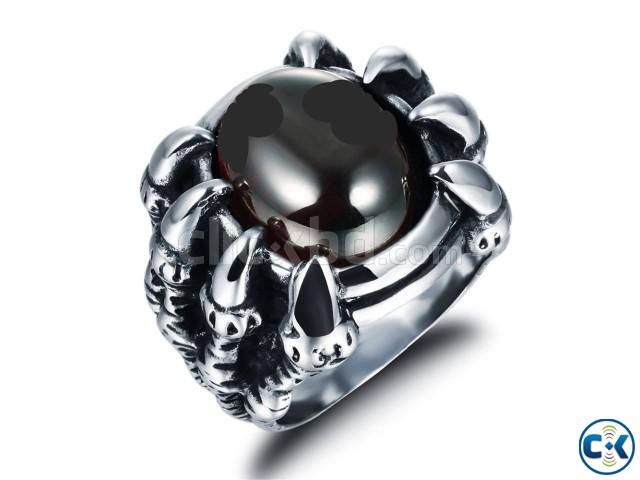 Finger Ring for Men 1pc - Multi-color | ClickBD large image 0