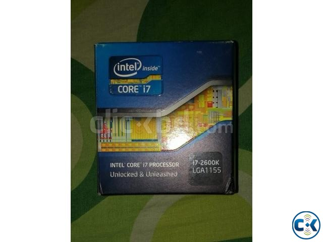 i7 2600k processor | ClickBD large image 0