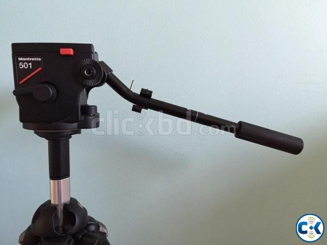TF-3120 Portable Tripod for Mobile Camera | ClickBD large image 3