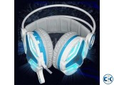 Cosonic CH-6136 Lighting With Vibration Gaming Headset