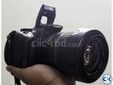 DSLR Canon 350D EFS17-85 lens