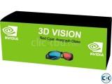 NVIDIA 3D GLASS FOR Projector Laptop Desktop TV 01618657070
